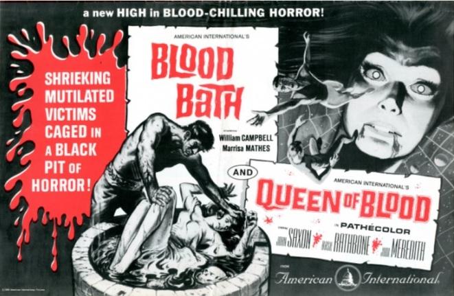 BLOOD BATH BOX OFFICE 1966