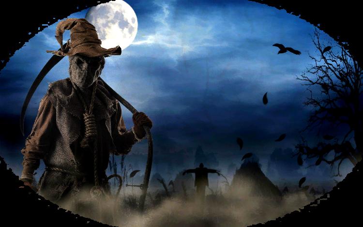 Fonds Pour Créations Halloween Série 2