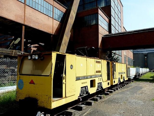 Le musée Les Mineurs Wendel 5 Marc de Metz 01 10 2012