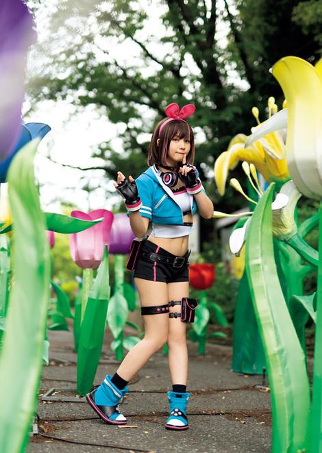 Magazine : ( [Big Comic Spirits] - 2020 / N°35 - Enako x Kizuna AI Centric )