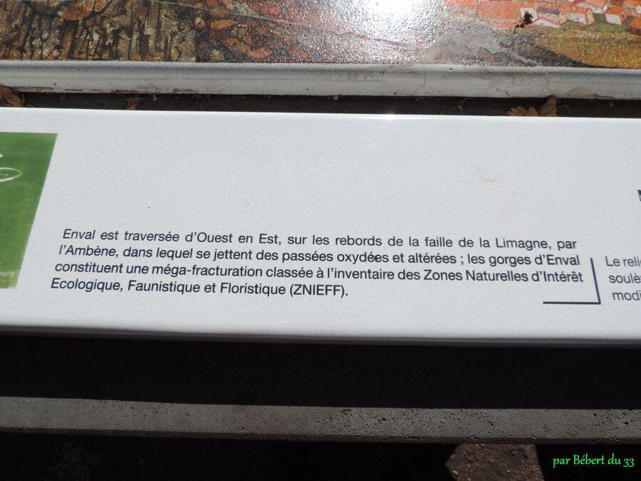 Enval dans le Puy de Dôme
