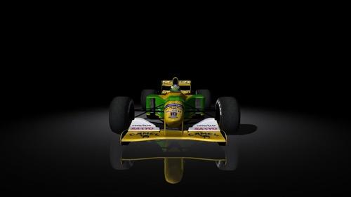 Saison 1992-Benetton B192