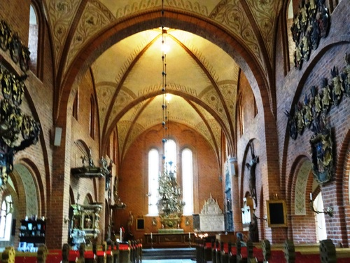 Skokloster en Suède (photos)