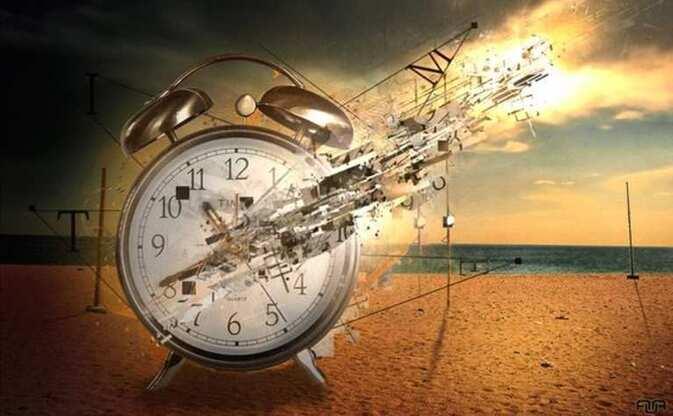 Le temps qui reste...