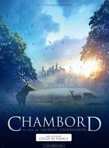 Film  : Chambord, de Laurent Charbonnier , à paraître