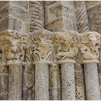 Église portail XII°s