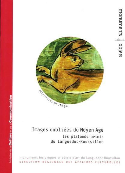 Les plafonds peints du Languedoc-Roussillon