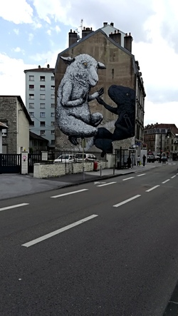 Ballade dans Besançon