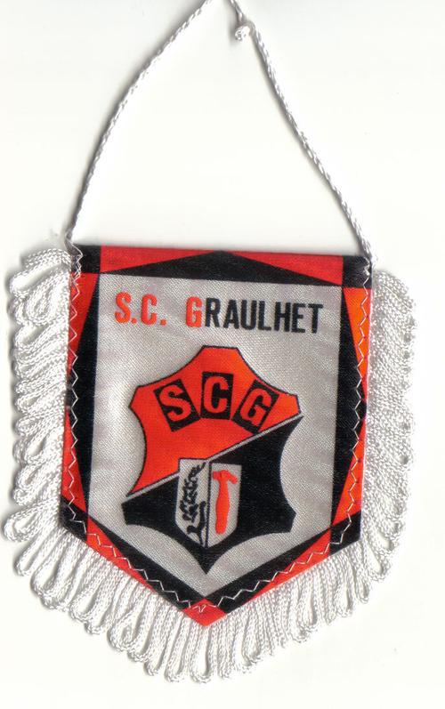 Fanion SC Graulhet (42)