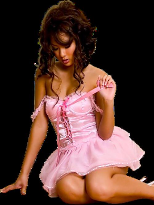 Femme corsetée / 5