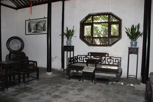 Tongli (Chine) : le jardin de la méditation après la retraite