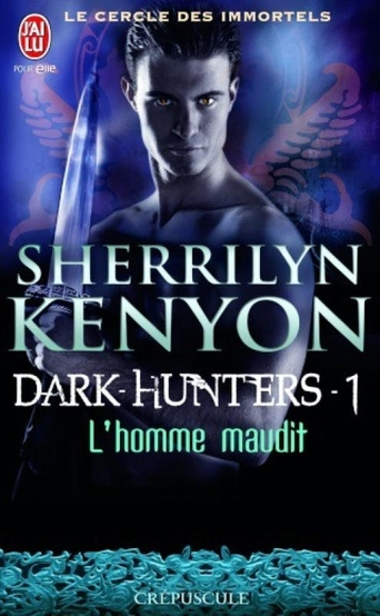 """Le cercle des immortels"" de Sherrilyn Kenyon"