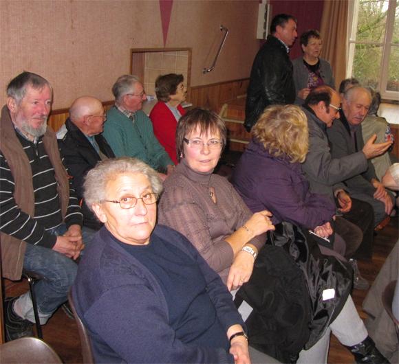 Amicale des Aînés Ruraux - Assemblée générale