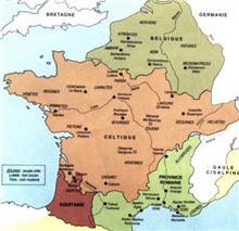Les Gaulois et Rome