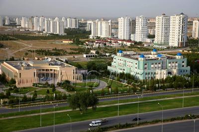 Blog de lisezmoi :Hello! Bienvenue sur mon blog!, Le Turkménistan : Achgabat