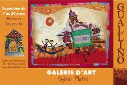 Affiche Veyrier du Lac - 2009 - Poiré Guallino