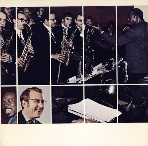 "Thad Jones & Mel Lewis Jazz Orchestra : Album "" Monday Night "" Solid State Records SS 18048 [ US ]"