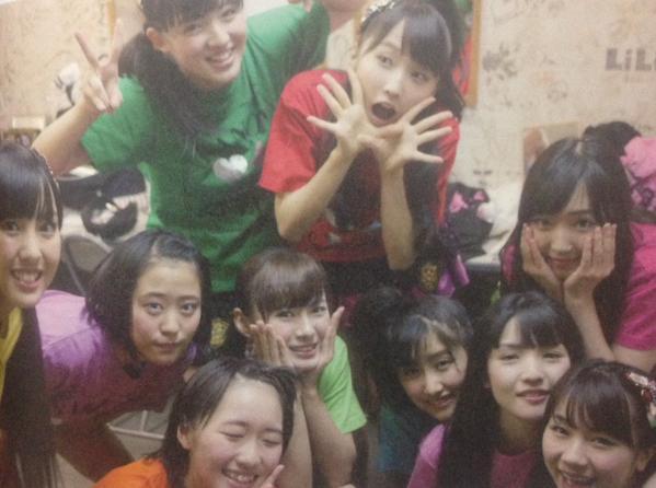 """Contenu du photobook """"Michishige Camera2 ~'14graduation~"""""""