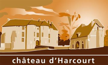 LES REMPARTS D'HARCOURT (Eure)