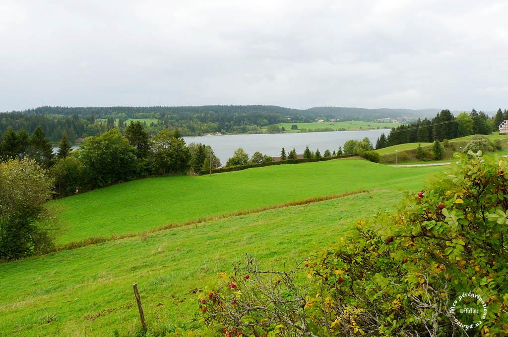 Le Lac Saint-Point (8) Haut Doubs en septembre !