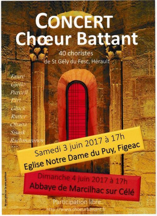 Choeur Battant