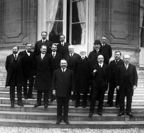 Gouvernement Gaston Doumergue (1) 1913
