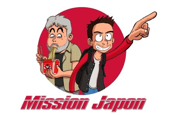 Interview de Sylvain et David de Mission Japon !