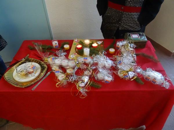 Les Lions Châtillonnais ont vendu des bougies au profit de la  Ligue contre le cancer