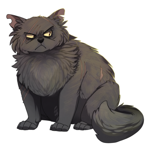 Croc Jaune - Yellowfang