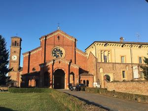 L'Église abbatiale de Chiaravalle della Colomba