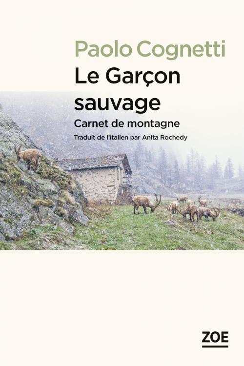 Paolo Cognetti, Le Garçon sauvage