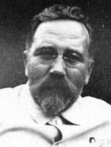 Kamenev en 1922.