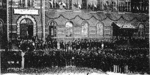Collège St-Augustin - Inauguration