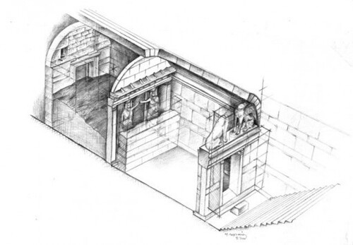 Amphipolis : travaux importants