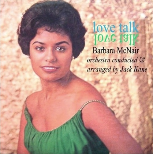 "Barbara McNair : Album "" LoveTalk "" Signature Records SM 1042 [ US ]"
