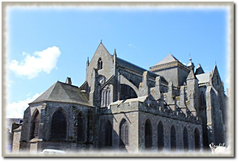 Jolie cathédrale