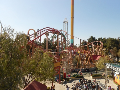 Jour 11 - Knott's Berry Farm