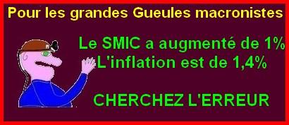 """""""MON COUP DE GEULE DE JANVIER"""" Macron veut-il la mort des retraités ?"""