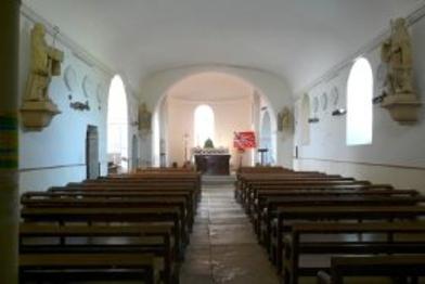 Cissé : l' église Saint-Pierre-es-Liens ( suite )