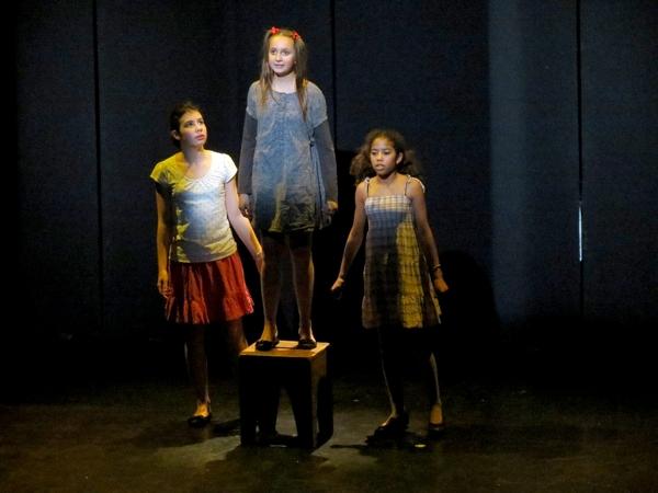 """""""Frictions"""", par l'atelier-théâtre du Lycée Désiré Nisard de Châtillon sur Seine"""