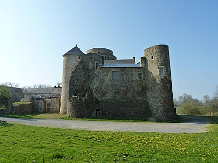 Château de St Mesmin