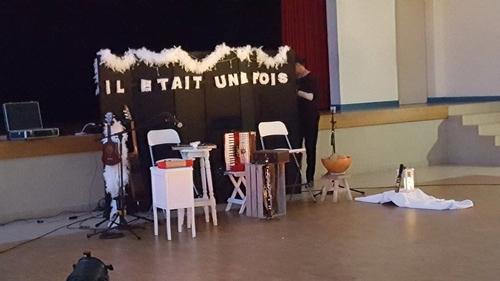 - Photos du spectacle de Noël