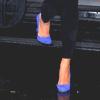 Photos : Beyonce allant dans son bureau  !