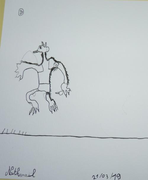 Les dessins 1