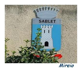 Celà se passe à Sablet...