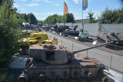 Musée Auto &Technik de Sinsheim (Allemagne) juin 2014