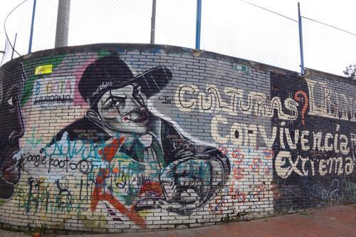 El Espinal à Bogota et fin de notre périple