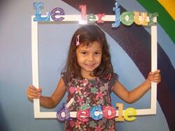 Der 1. Kindergartentag