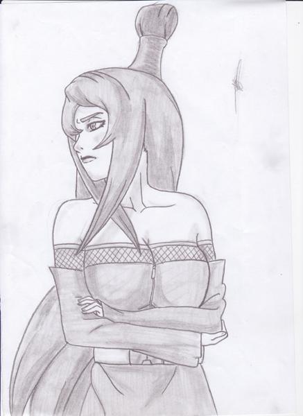 Mei Terumi (Mizukage) [1]