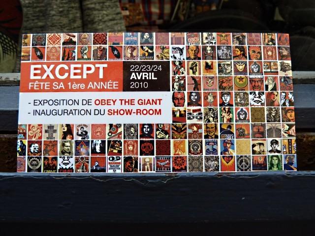 Except Concept Store Metz 26 01 05 2010